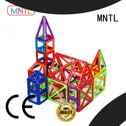 2019 magnetic blocks Red, Magnetic Construction Toys For kids