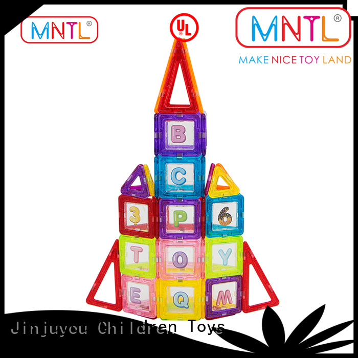 MNTL 2019 hot toys magnetic triangle toy OEM For Children