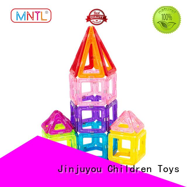 MNTL strong magnet Mini Magnetic Building Blocks OEM For Children