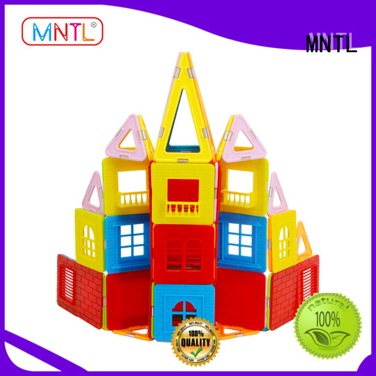 MNTL Conventional magnetic childrens toys bulk production For kids