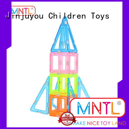 latest Crystal Magnetic Building Blocks Conventional buy now For kids