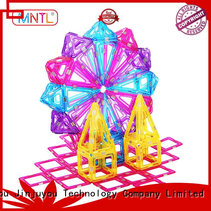 high-quality magnetic block set strong magnet supplier For Children