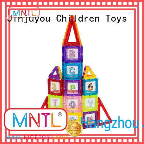MNTL High quality Mini Magnetic Building Blocks OEM For kids over 3 years