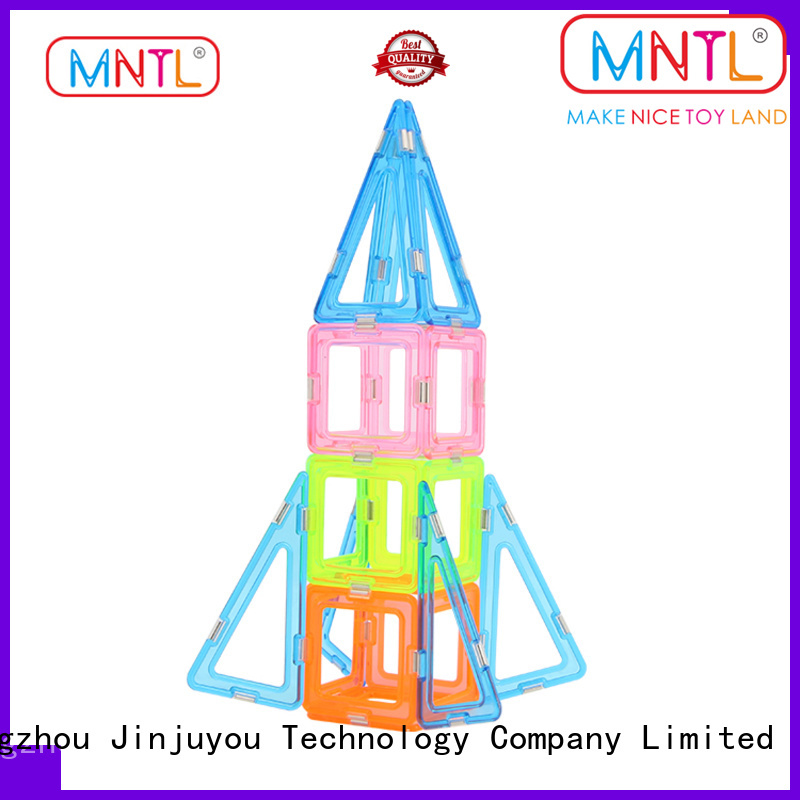 MNTL funky Crystal magnetic toys free sample For Toddler