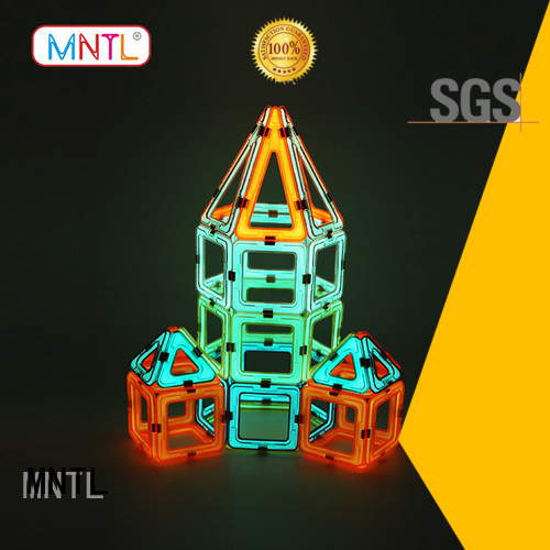 MNTL green, magnetic building set Best Toys For Children