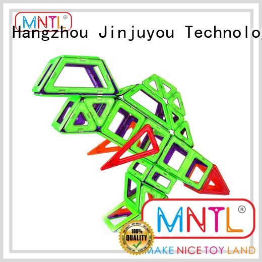 MNTL ABS plastic magnetic building toys Best Toys For Children