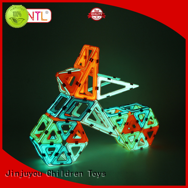 Hot building block magnetic blocks yellow, Best Toys For Children