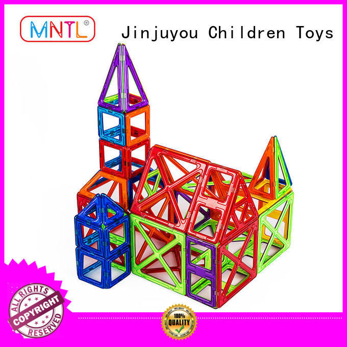 MNTL Hot building block magnetic blocks DIY For Toddler
