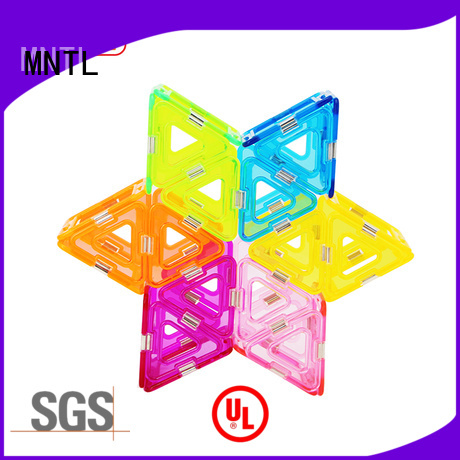 MNTL Conventional best magnetic blocks customization For Toddler