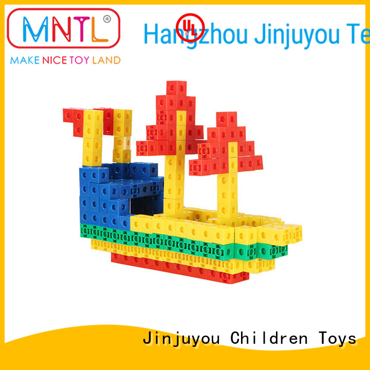 yellow, Plastic building toys ABS plastic Inspirational For Children