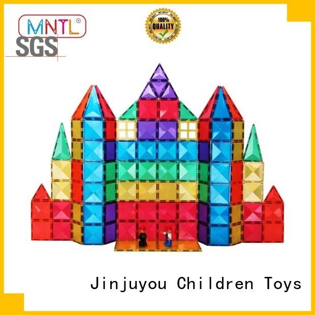 latest magnetic building blocks ABS plastic Best building block For kids
