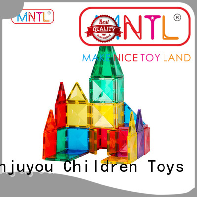 MNTL high-quality magnetic tiles Best building block For Children