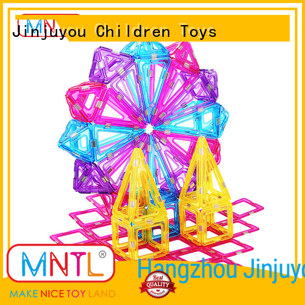 MNTL Conventional Crystal magnetic toys free sample For Toddler