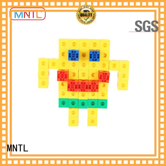 MNTL Red, building blocks for kids Inspirational For Toddler