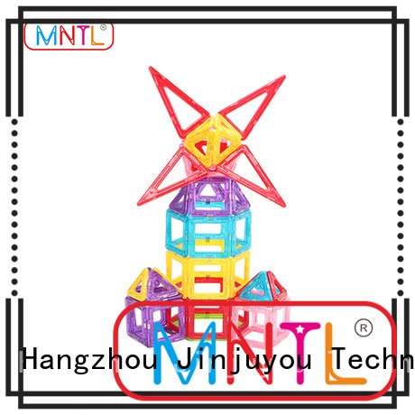 2019 hot toys Magnetic Building Blocks Kit, Mini Magnet Tiles Set Toys Diy for Kids Over 3 Years DIY For kids over 3 years MNTL