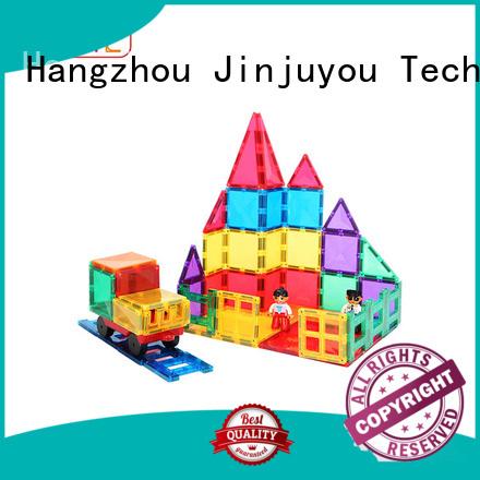 MNTL green, Magnetic Building Tiles DIY For kids