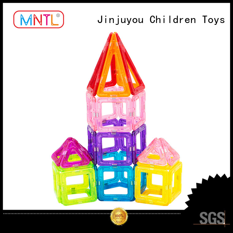 MNTL Red, Mini magnetic tiles buy now For kids over 3 years