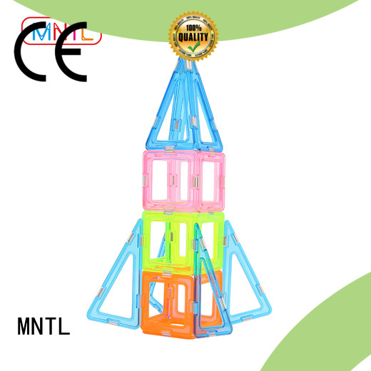 MNTL High quality Crystal picasso tiles bulk production For Children