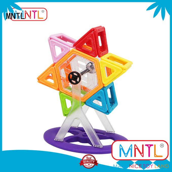 Newest magnetic blocksorange, DIYFor kids