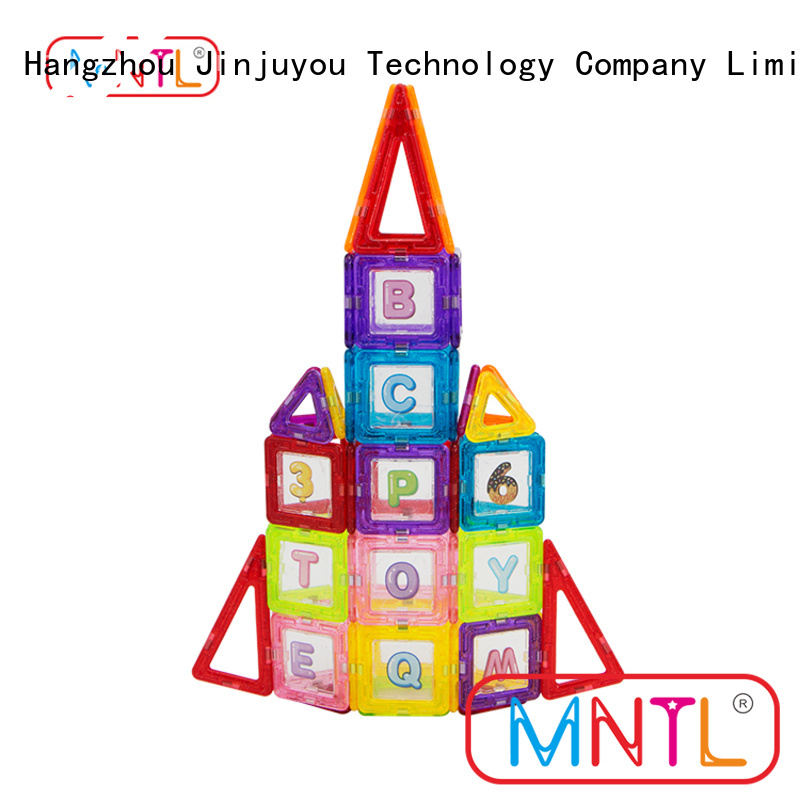 MNTL 2019 hot toys Mini Magnetic Building Blocks Series High quality For kids over 3 years