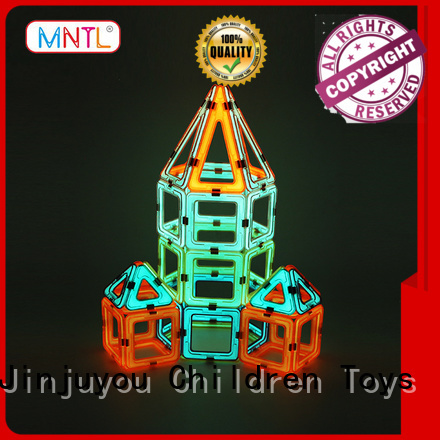 MNTL 2019 Classic Magnetic Building Blocks Magnetic Construction Toys For Toddler