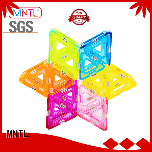 MNTL Breathable Crystal picasso tiles supplier For kids