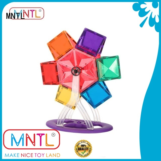 MNTL solid mesh magnetic building blocks Best Toys For 3 years old