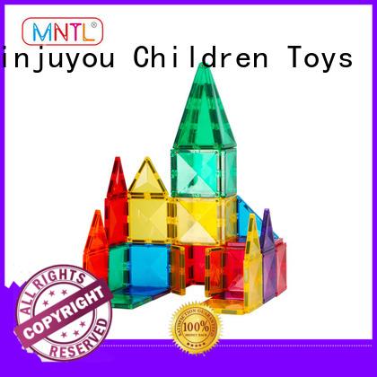 MNTL Breathable best magnetic tiles Best building block For Children