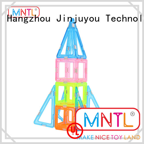 MNTL strong magnet magnetic building blocks for toddlers ODM For kids