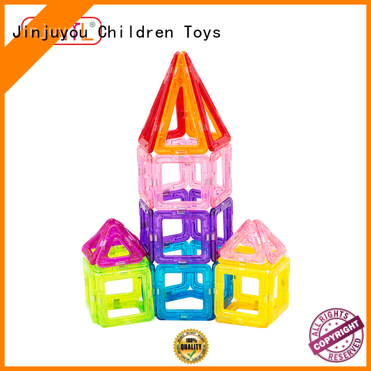best magnetic toys 3d magnetic building blocks ABS plastic free sample For kids over 3 years