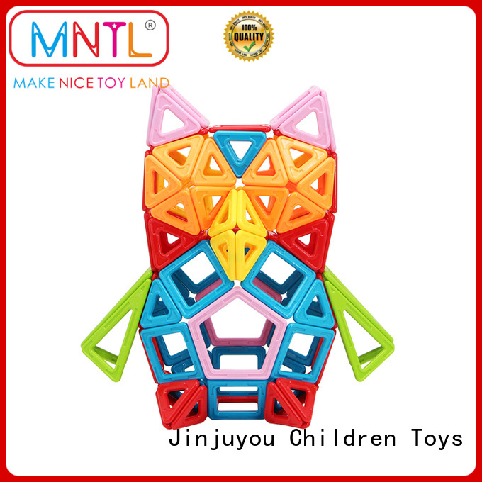 MNTL blue, Classic Magnetic Building Blocks Best Toys For kids