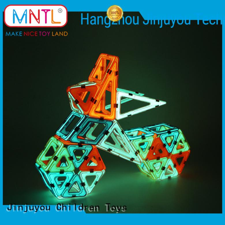 Hot building block picasso magnetic tiles Best building block For Children