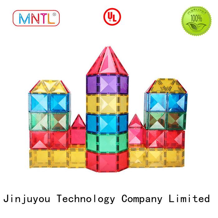 MNTL on-sale magnetic building blocks DIY For 3 years old