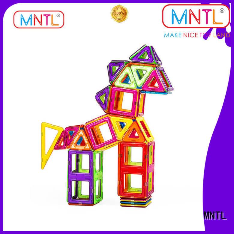 MNTL Red, magnetic blocks Best Toys For Children
