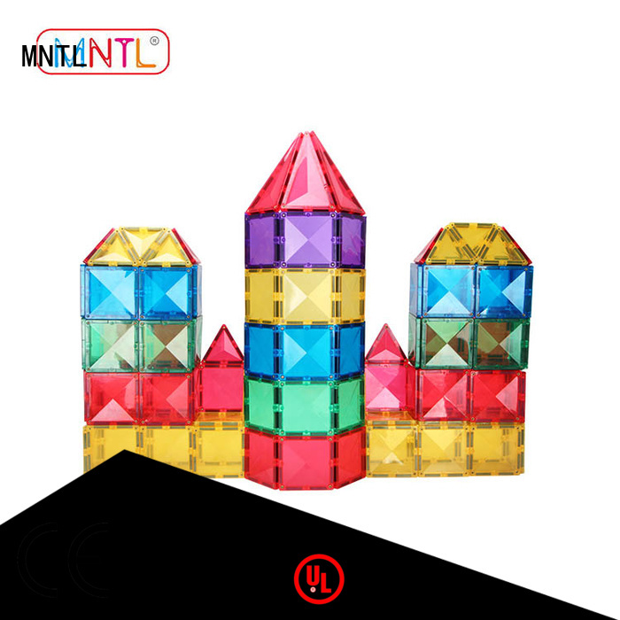 MNTL high-quality childrens magnetic tiles Best building block For Children