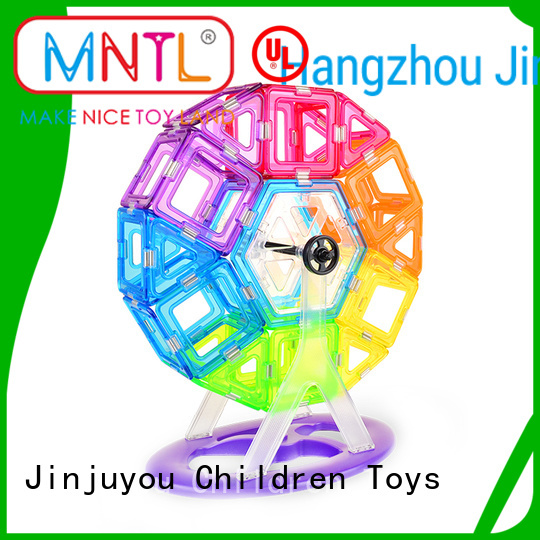 High quality Crystal Magnetic Building Blocks supplier For Toddler MNTL