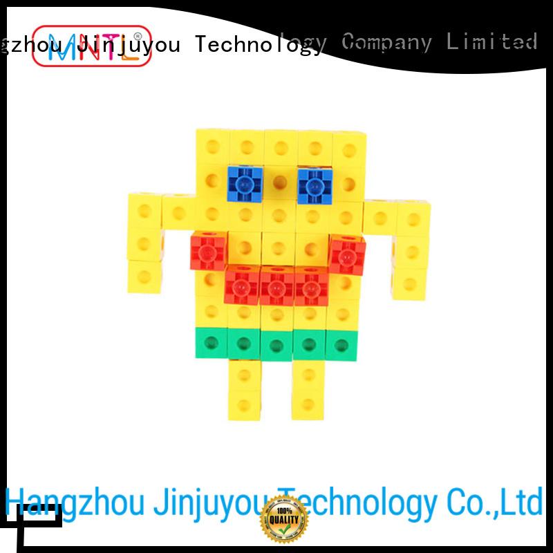MNTL Recreational plastic blocks toys Educational Conventional For Children