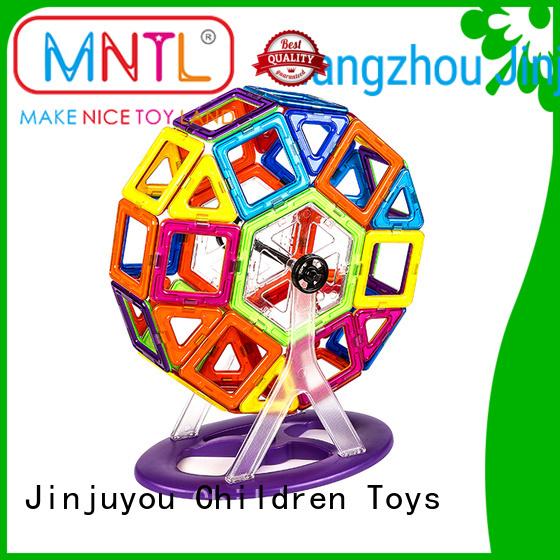 MNTL 2019 magnetic toys for kids Magnetic Construction Toys For Children