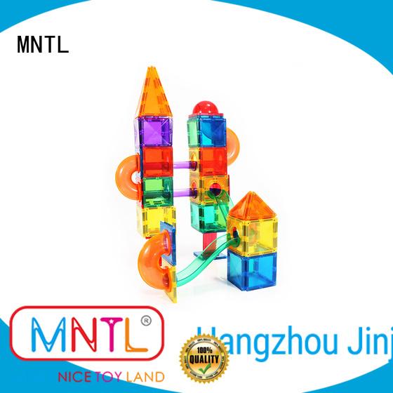 MNTL Breathable magnetic tiles kids Magnetic Construction Toys For Children