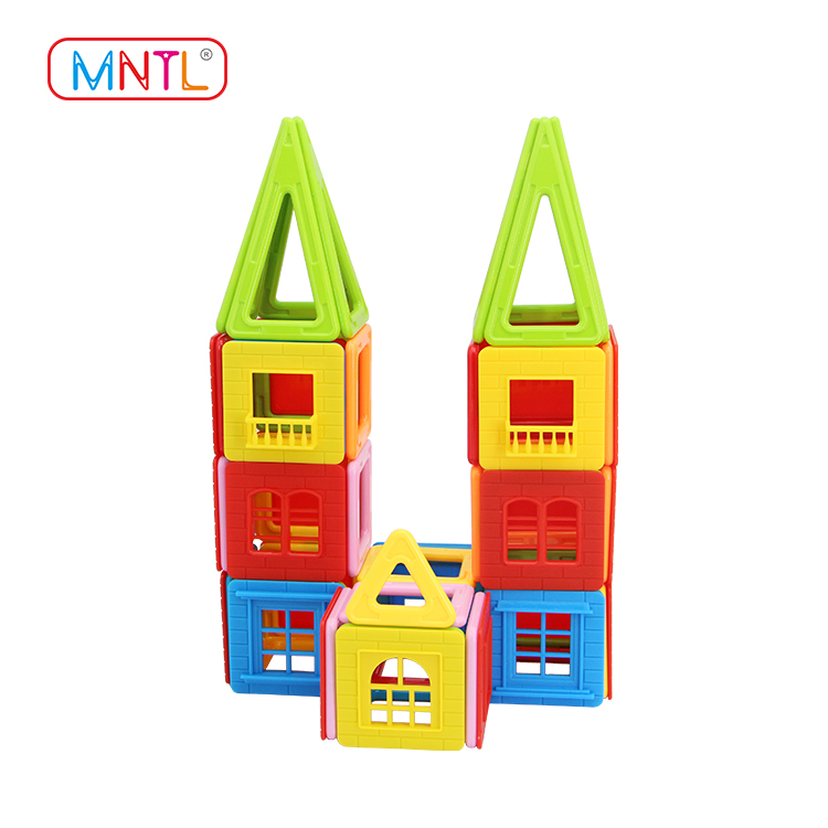 Newest toy blocks Red, Best building block For kids-1