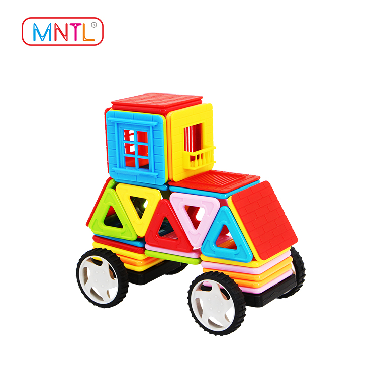 Newest toy blocks Red, Best building block For kids-2
