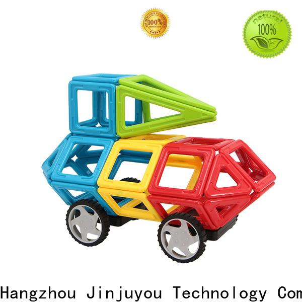 MNTL orange, building blocks toys DIY For Children