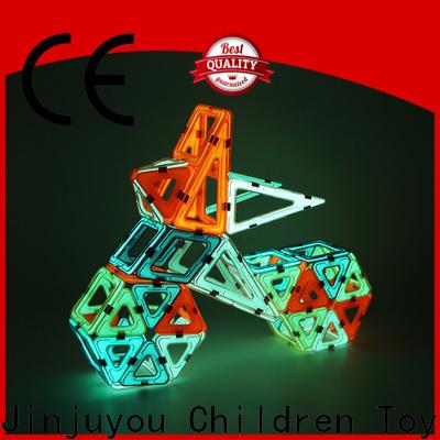 MNTL rose red magnetic building toys Best building block For Toddler