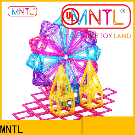 MNTL at discount magnetic building blocks for toddlers supplier For Children