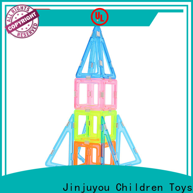 MNTL High quality magnetic squares and triangles ODM For Children