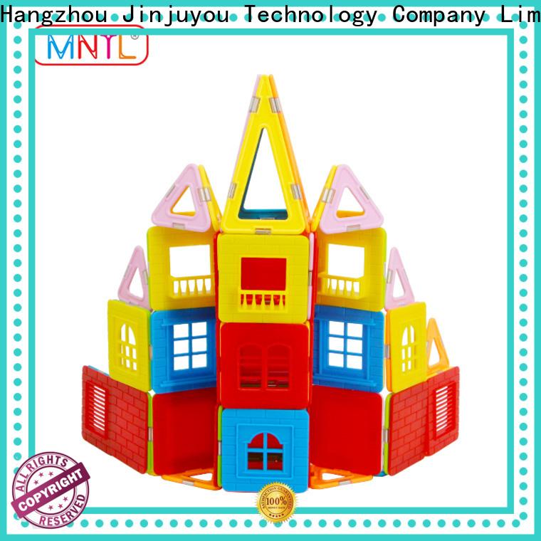 MNTL high-quality magnetic building blocks for kids free sample For Toddler
