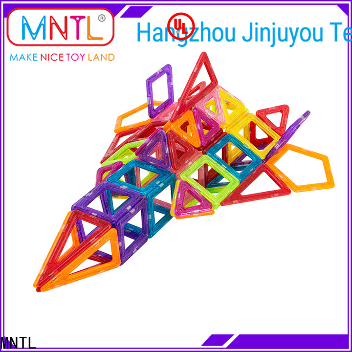 MNTL blue, magnetic educational toys supplier For Children