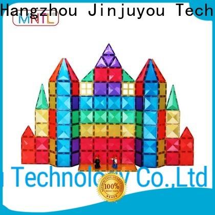 on-sale magnetic tiles building blocks High quality Best building block For Children