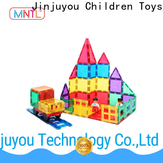 at discount magnetic tiles kids High quality DIY For 3 years old