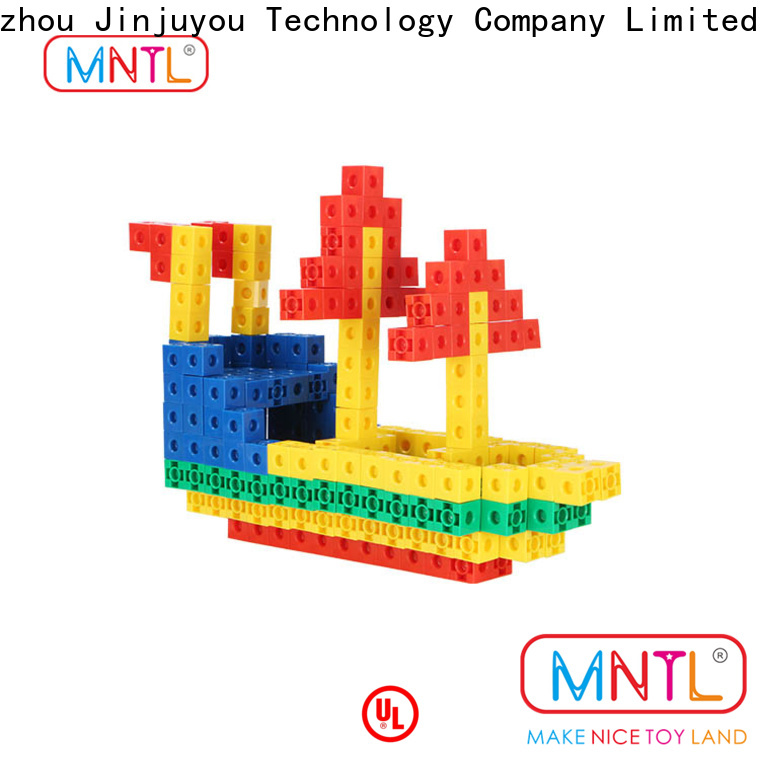 MNTL strong magnet plastic blocks strong magnet For kids